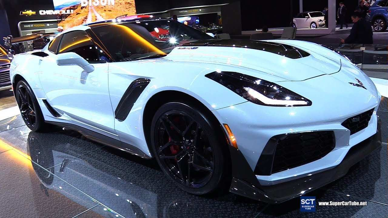 24 The Best 2020 Chevrolet Corvette Zr1 Exterior And Interior