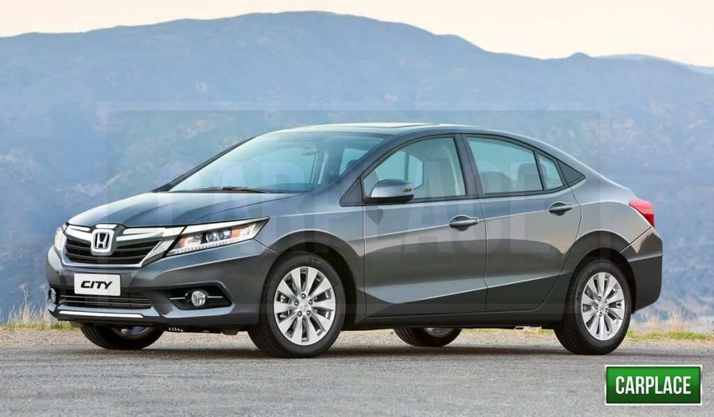 24 The Best 2020 Honda City Rumors