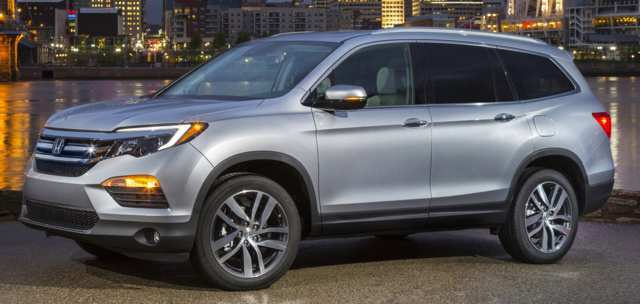 24 The Best 2020 Honda Pilot New Model And Performance