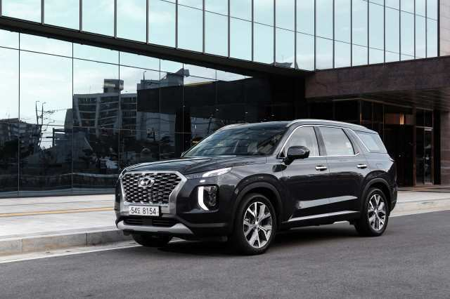 24 The Best 2020 Hyundai Palisade Mpg Release Date