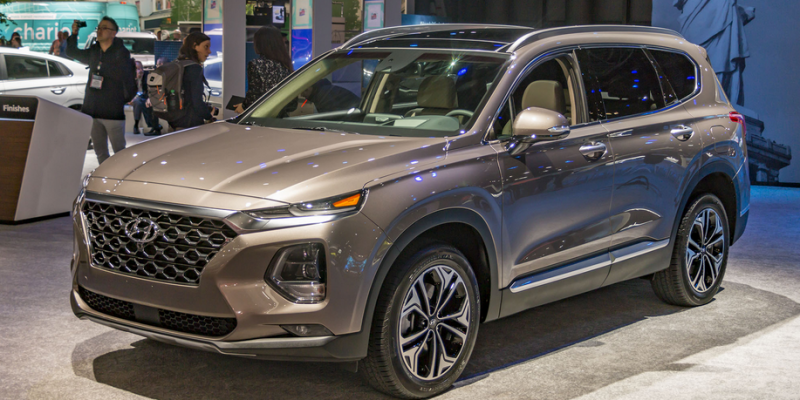 24 The Best 2020 Hyundai Santa Fe Release Date Style