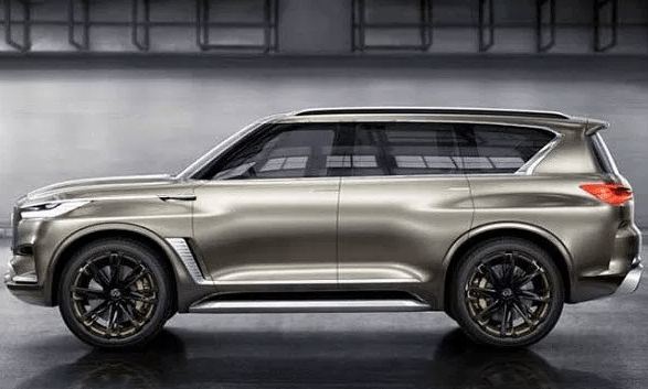 24 The Best 2020 Infiniti QX80 New Review