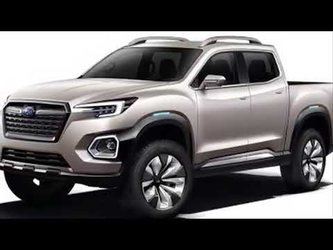 24 The Best 2020 Subaru Pickup Truck Rumors