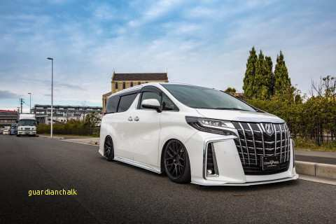 24 The Best 2020 Toyota Alphard Specs