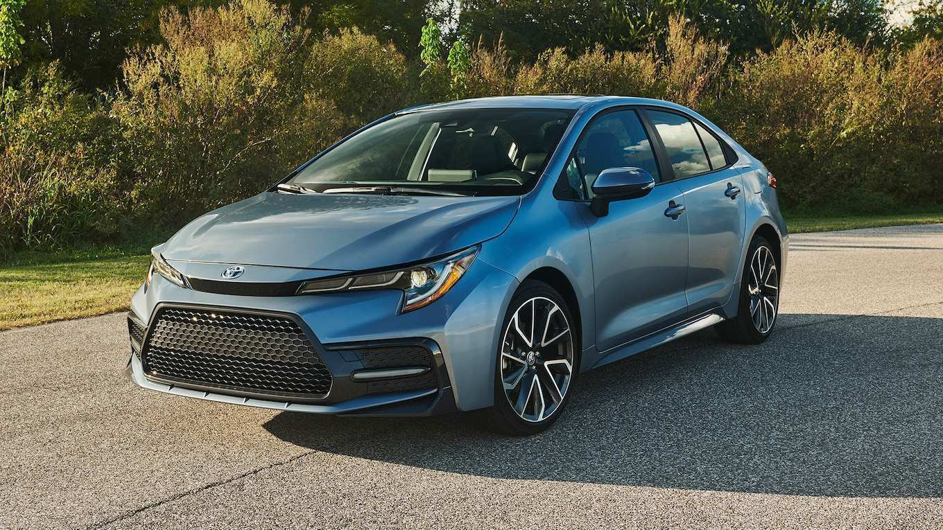 24 The Best 2020 Toyota Corolla Xle Images