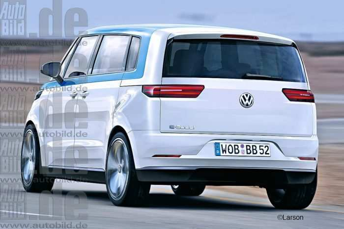 24 The Best 2020 Volkswagen Sharan Redesign And Concept