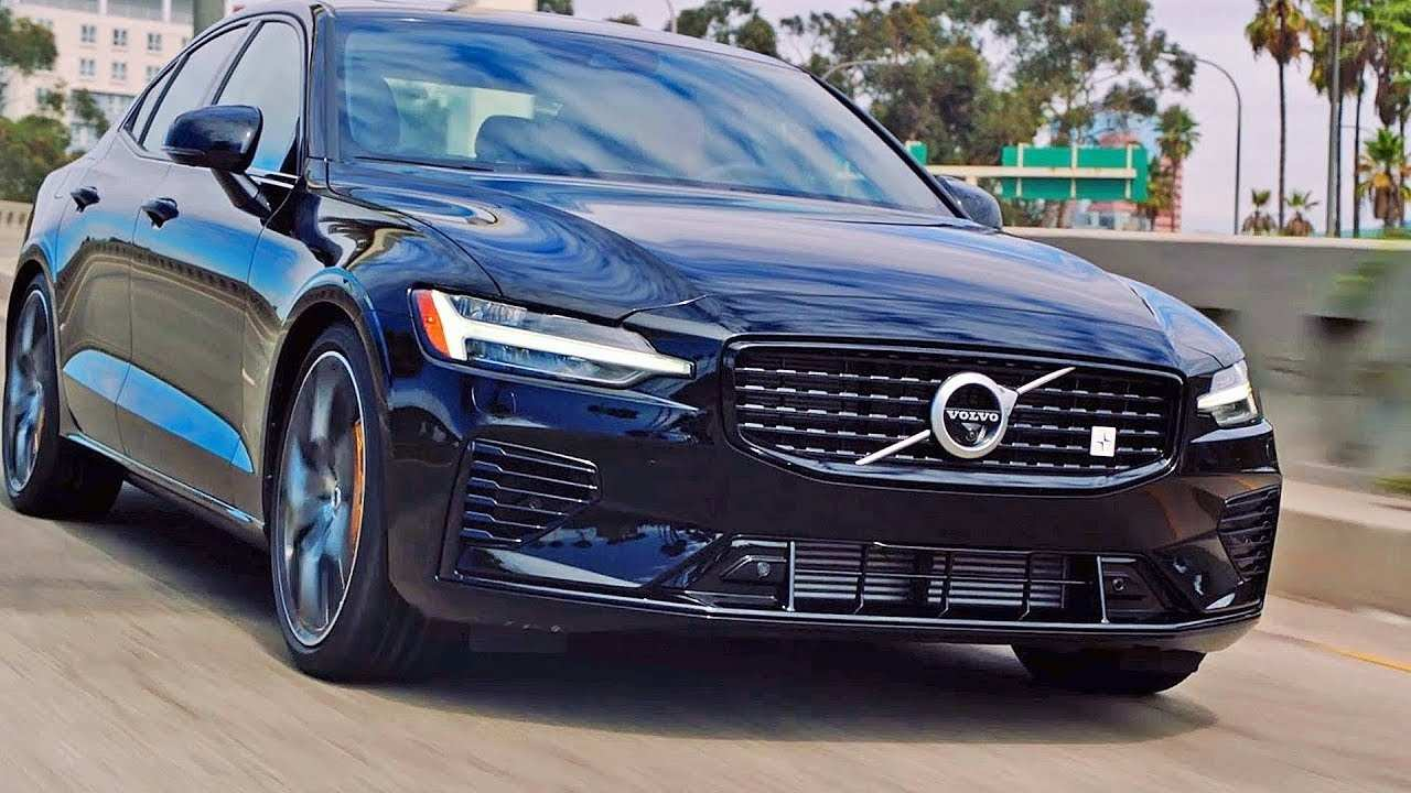 24 The Best 2020 Volvo S60 R Spy Shoot