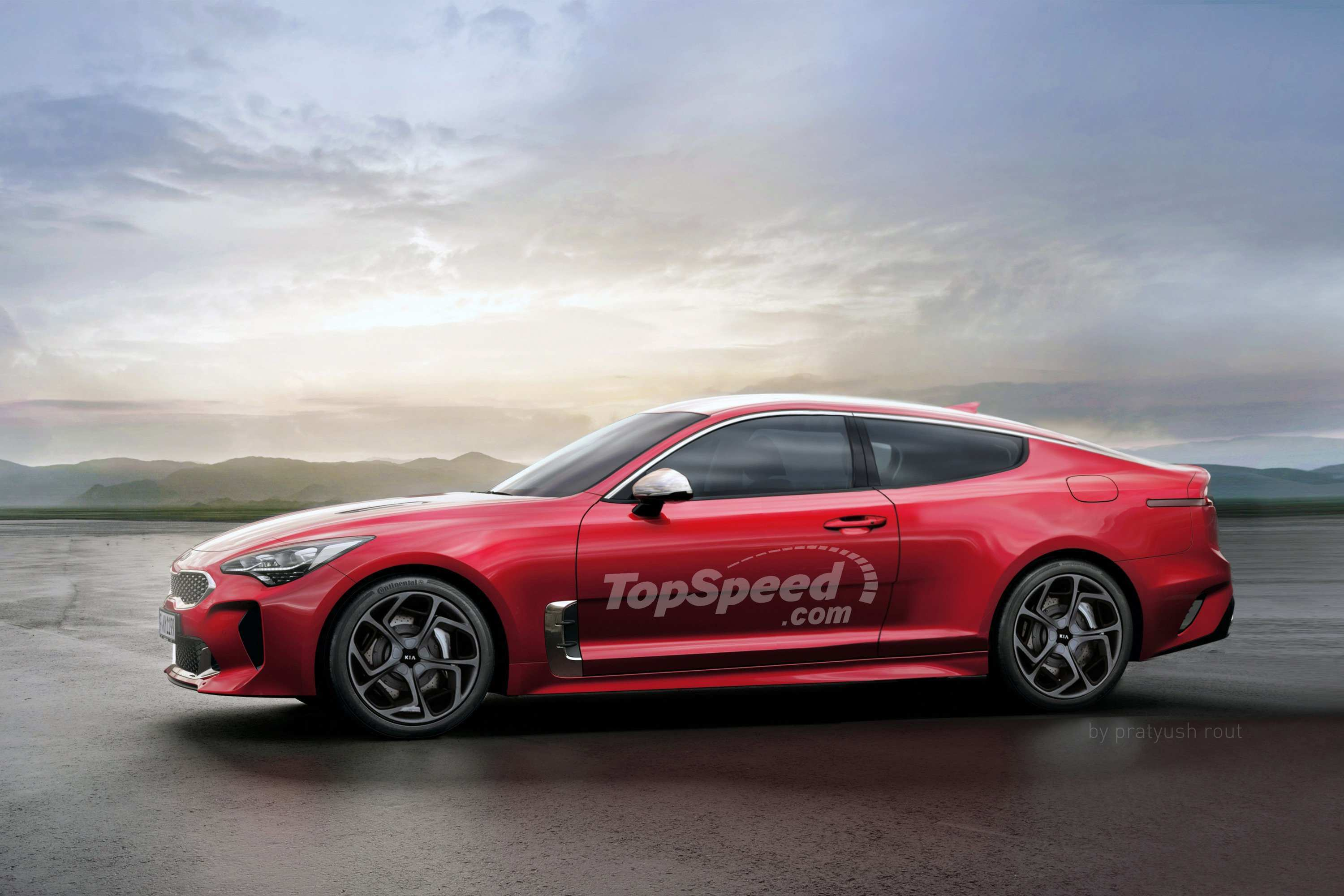 24 The Best Kia Stinger 2020 Update Redesign