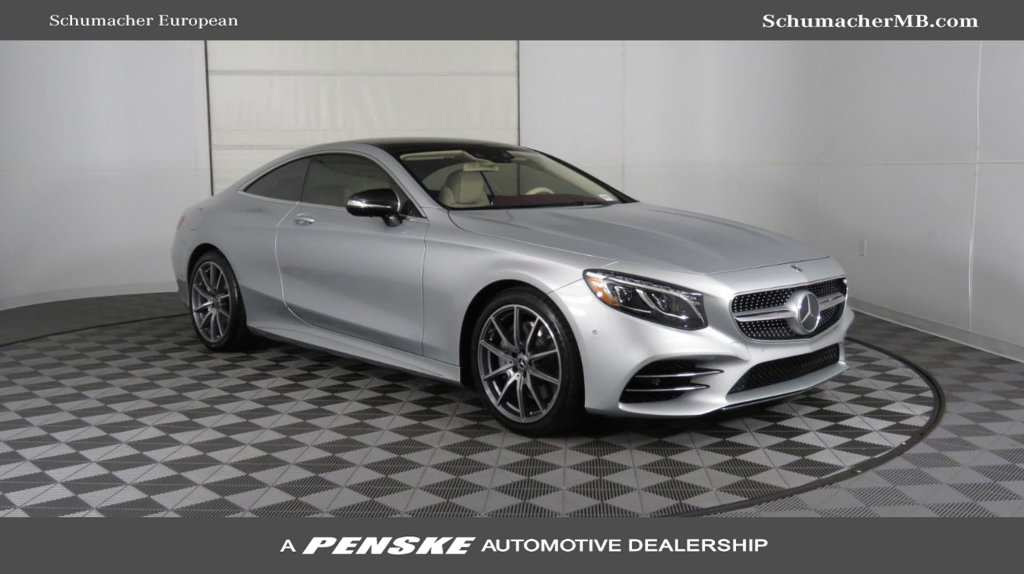 24 The Best Mercedes S Class Coupe 2019 Release Date