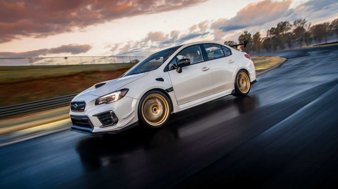 24 The Best Subaru Impreza Sti 2019 Concept