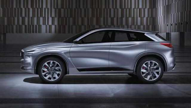24 The Infiniti Qx70 2020 Concept And Review