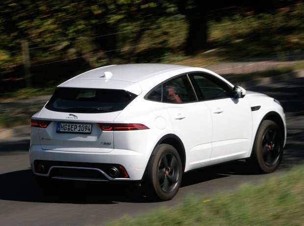 24 The Jaguar E Pace 2020 History
