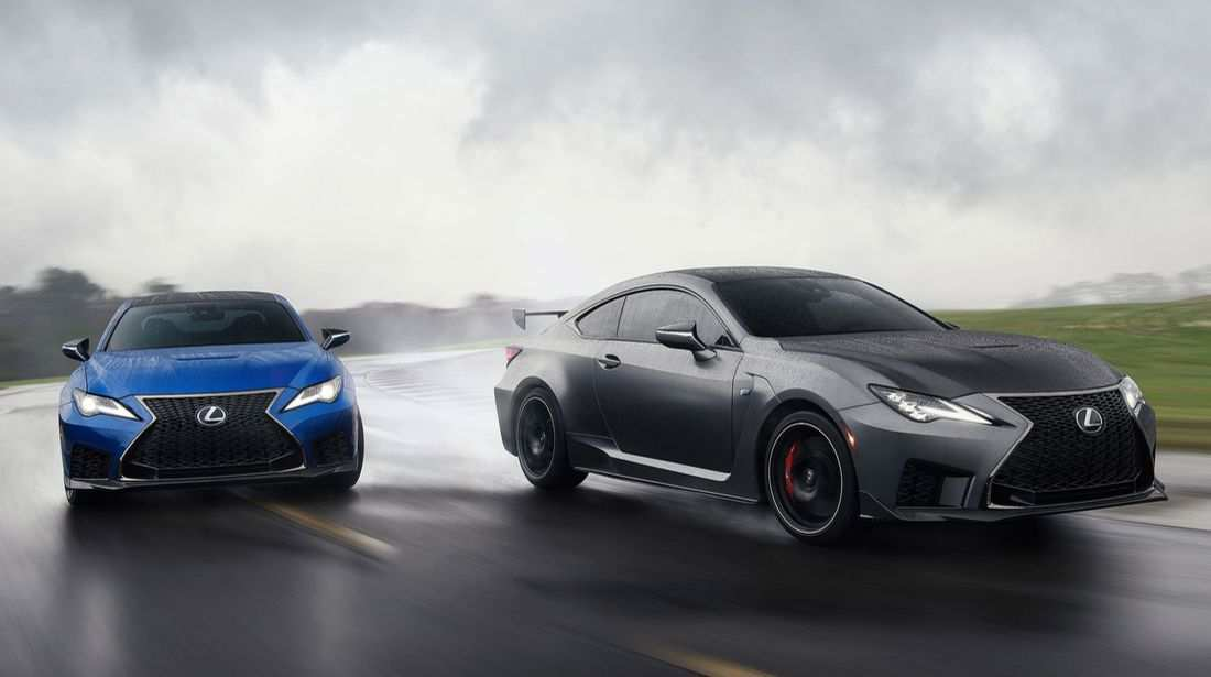 24 The Lexus Rcf 2019 Pictures