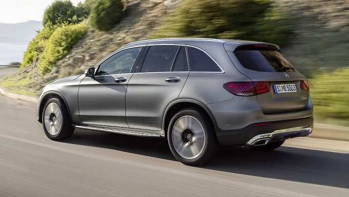 24 The Mercedes Glc Redesign