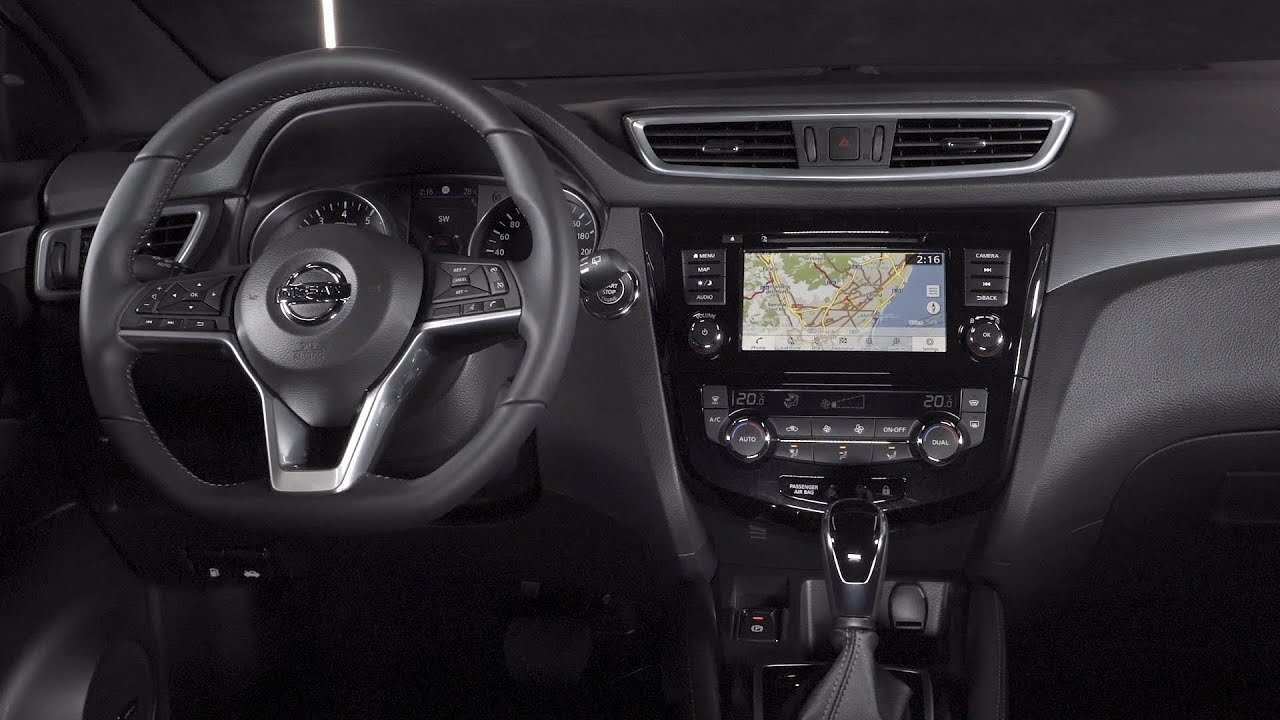 24 The Nissan 2019 Interior Overview