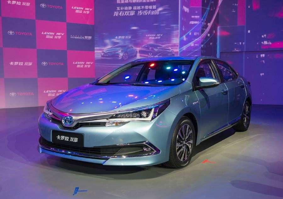 24 The Toyota Auris 2020 Redesign And Concept