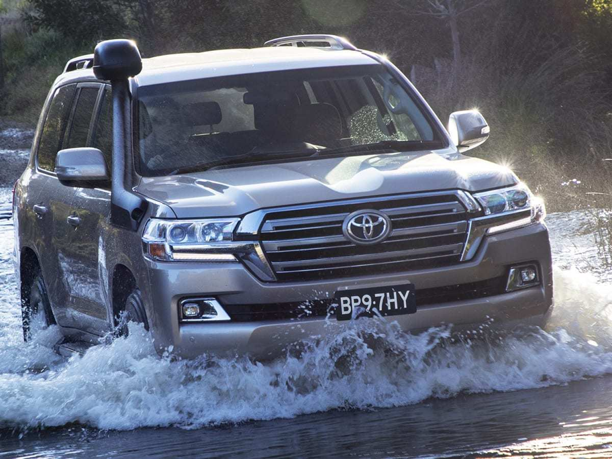 24 The Toyota Land Cruiser V8 2019 Release Date And Concept