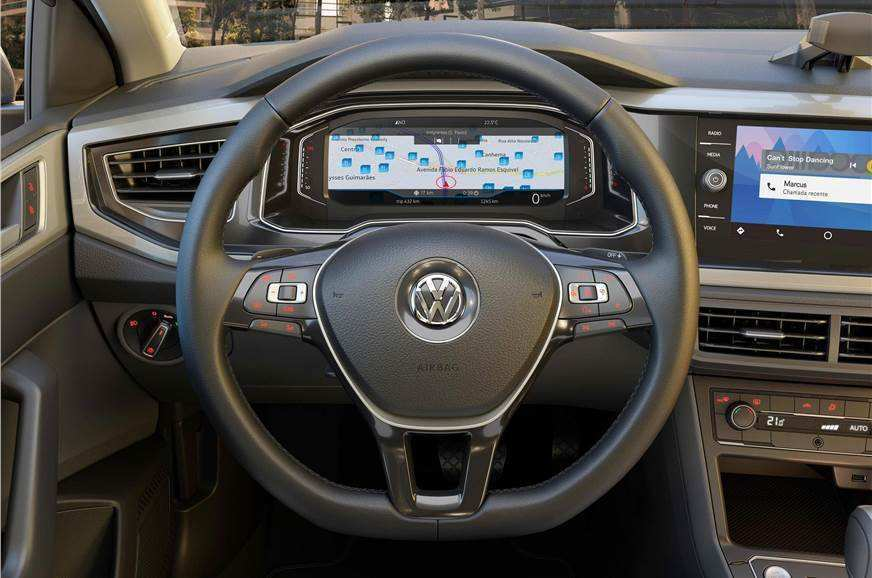 24 The Vento Volkswagen 2019 Images