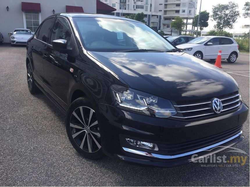 24 The Vento Volkswagen 2019 Performance And New Engine