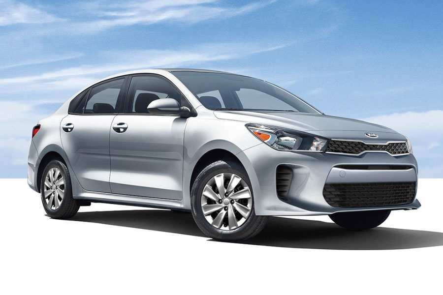 25 A 2019 All Kia Rio Engine