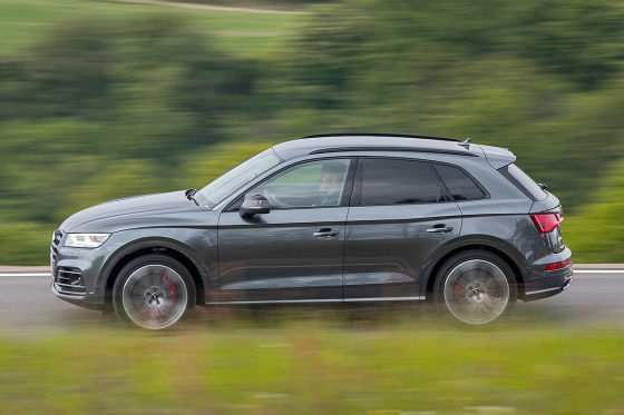 25 A 2019 Audi Sq5 Performance And New Engine