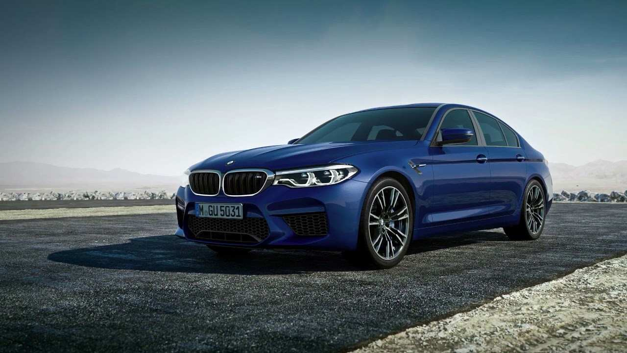 25 A 2019 BMW M5 Xdrive Awd Redesign