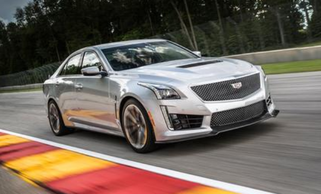 25 A 2019 Cadillac LTS Pricing