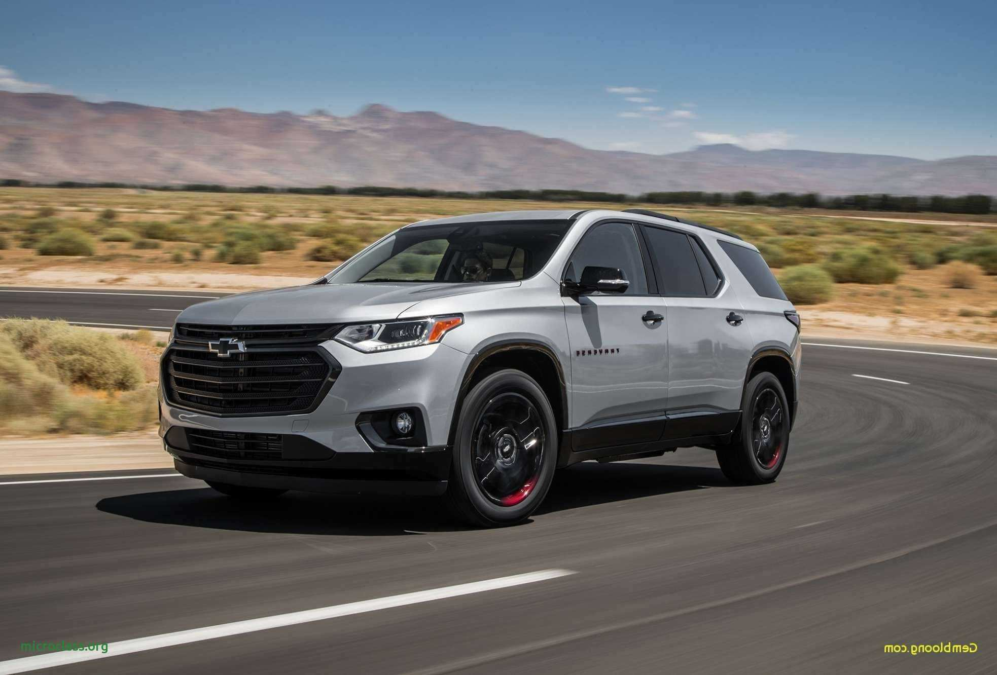 25 A 2019 Chevy Trailblazer Ss Redesign