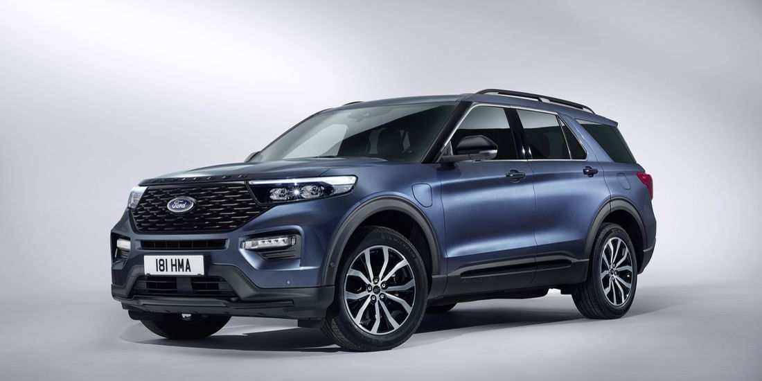 25 A 2019 Ford Explorer Redesign And Concept