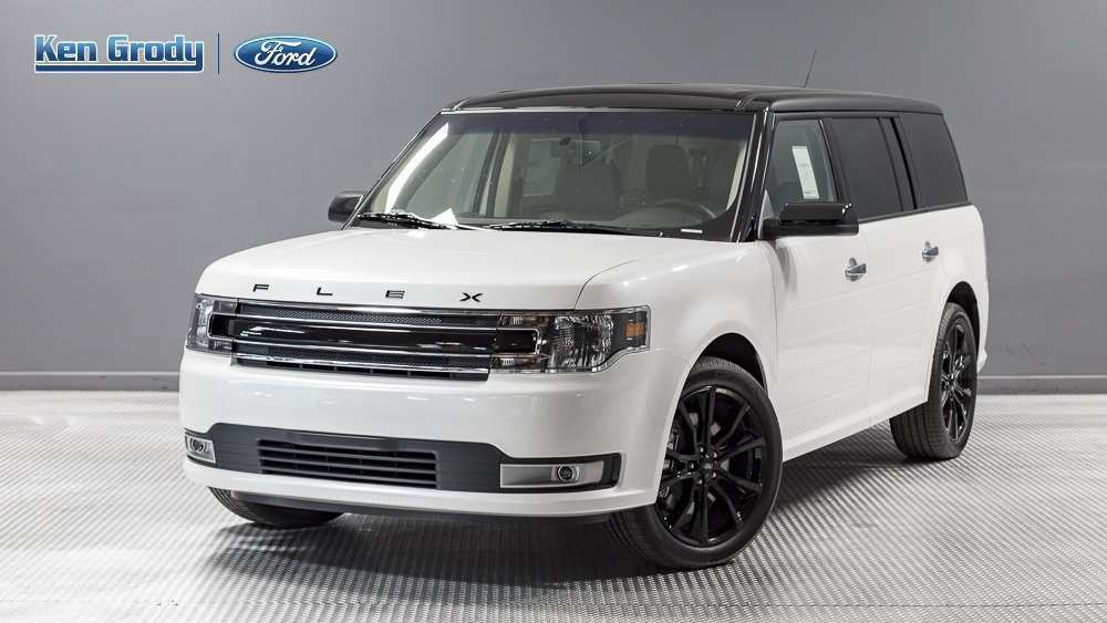 25 A 2019 Ford Flex Spesification