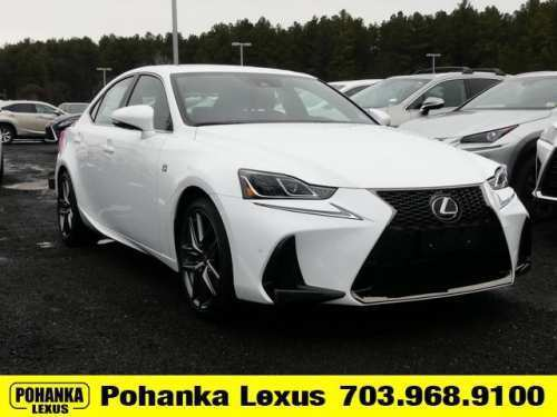 25 A 2019 Lexus IS350 New Model And Performance