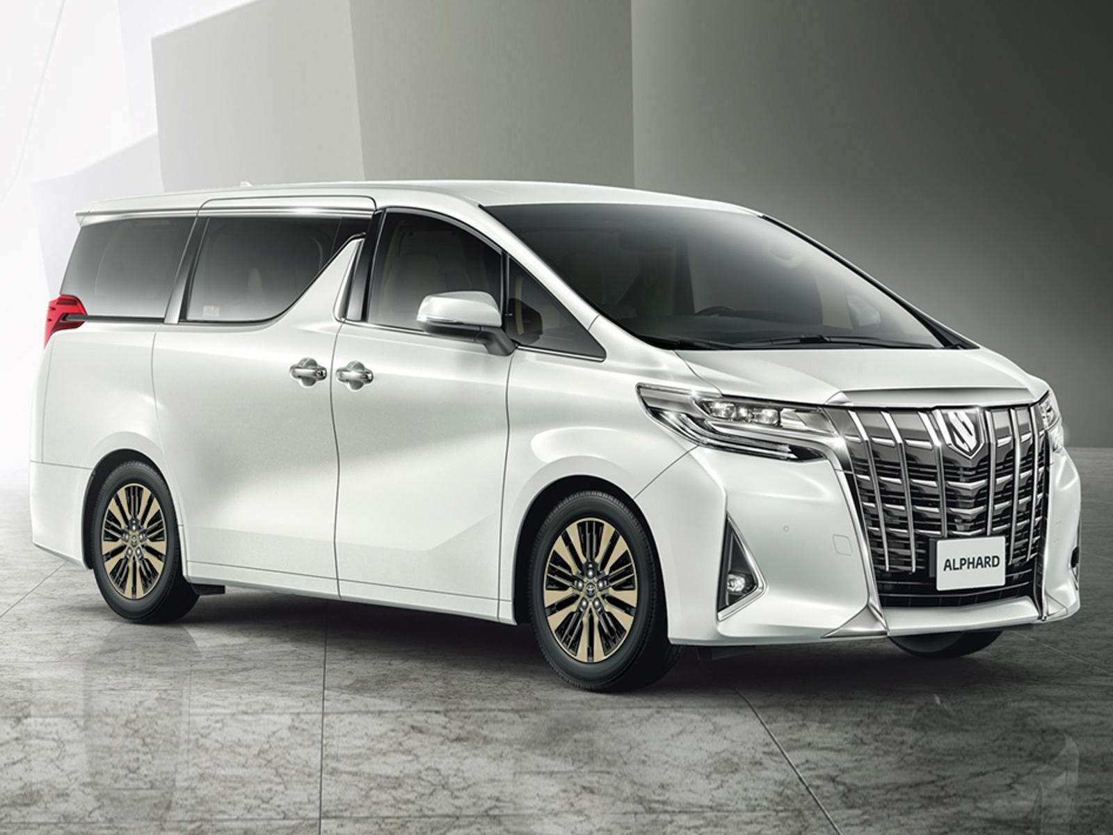 25 A 2019 Lexus Minivan Photos
