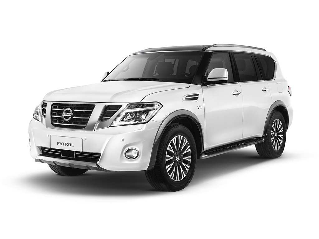 25 A 2019 Nissan Patrol Redesign