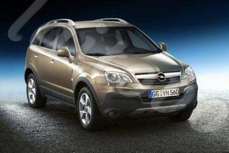 25 A 2019 Opel Antara Price Design And Review