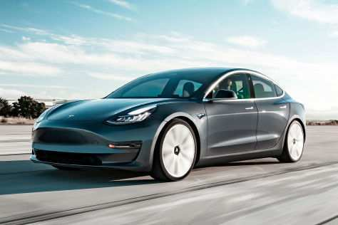 25 A 2019 Tesla 3 Spesification