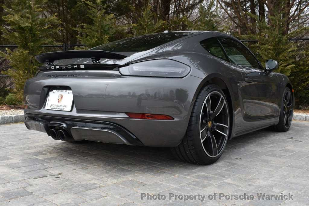 25 A 2019 The Porsche 718 Price And Release Date