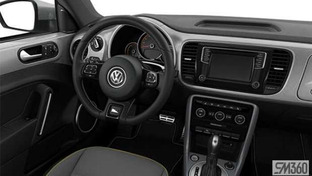 25 A 2019 Volkswagen Beetle Dune Exterior And Interior