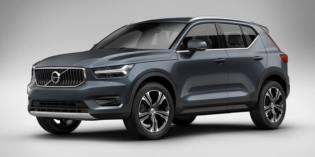 25 A 2019 Volvo Xc40 Mpg Price
