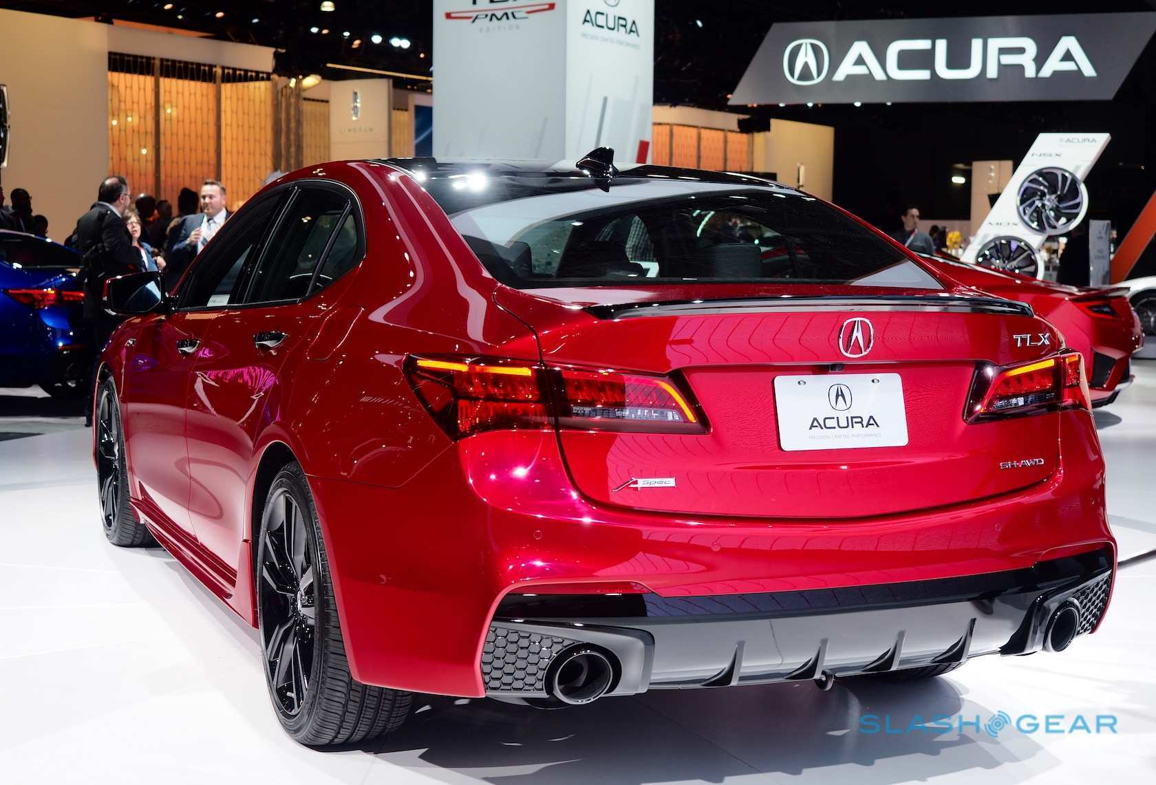 25 A 2020 Acura TLX Price And Release Date