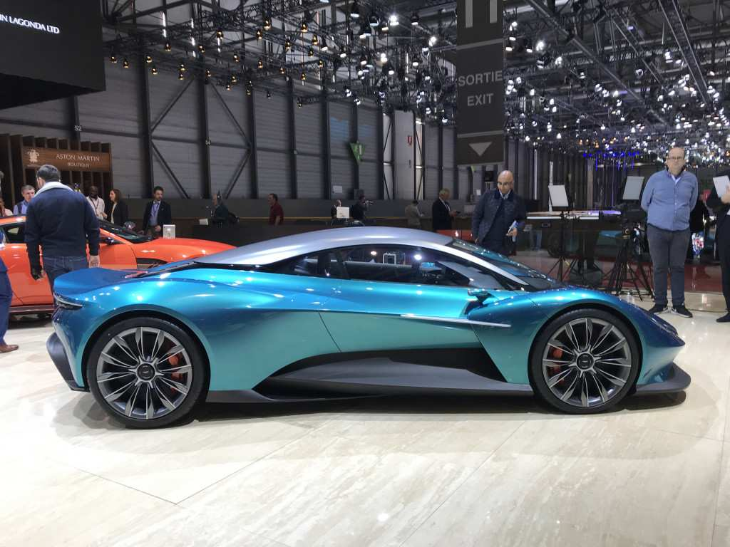 25 A 2020 Aston Martin Vanquish Release Date And Concept