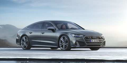25 A 2020 Audi A7 New Model And Performance