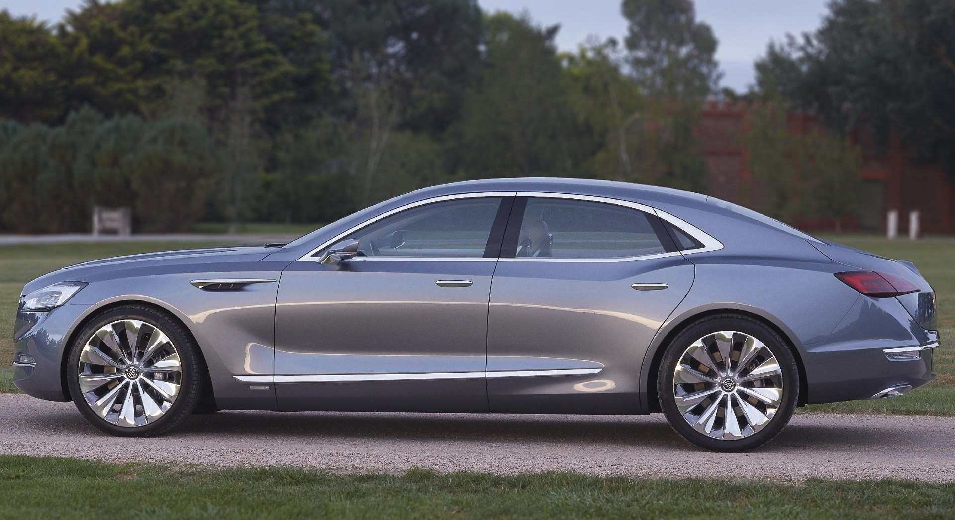 25 A 2020 Buick Verano Release Date And Concept