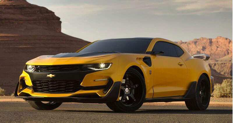 25 A 2020 Chevy Camaro Competition Arrival Pictures