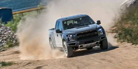 25 A 2020 Ford F150 Raptor Speed Test