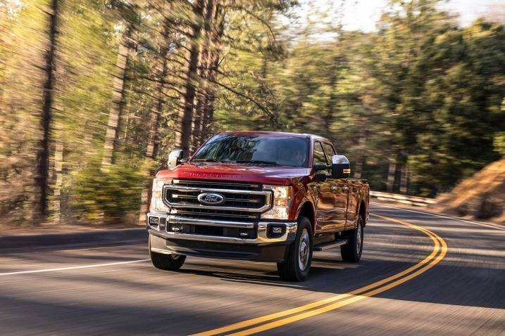 25 A 2020 Ford F250 Exterior