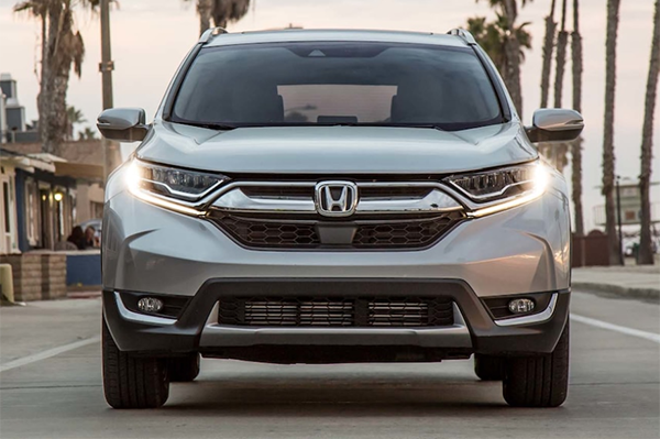 25 A 2020 Honda CR V Review