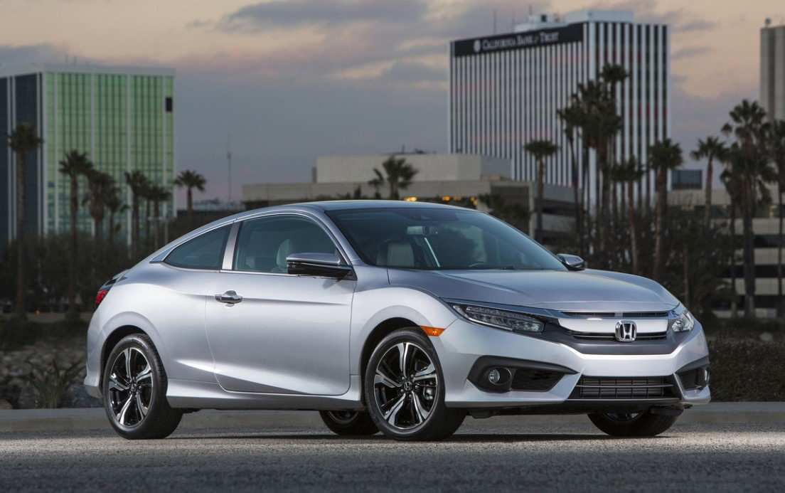 25 A 2020 Honda Civic Coupe History