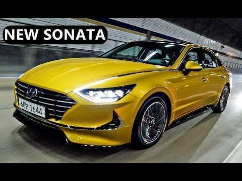 25 A 2020 Hyundai Sonata Yellow Review And Release Date