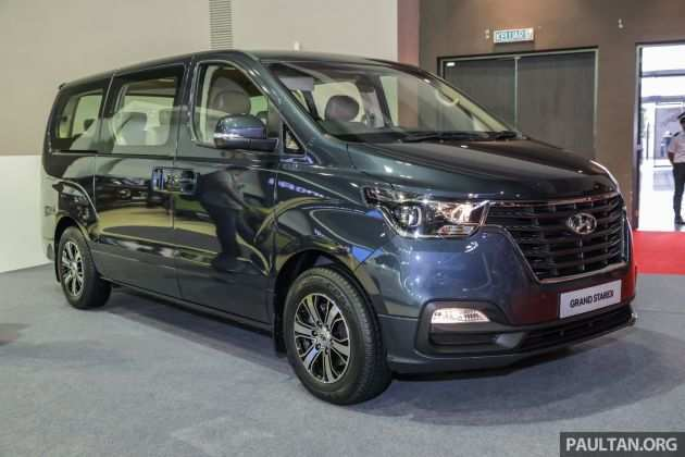 25 A 2020 Hyundai Starex Price And Release Date