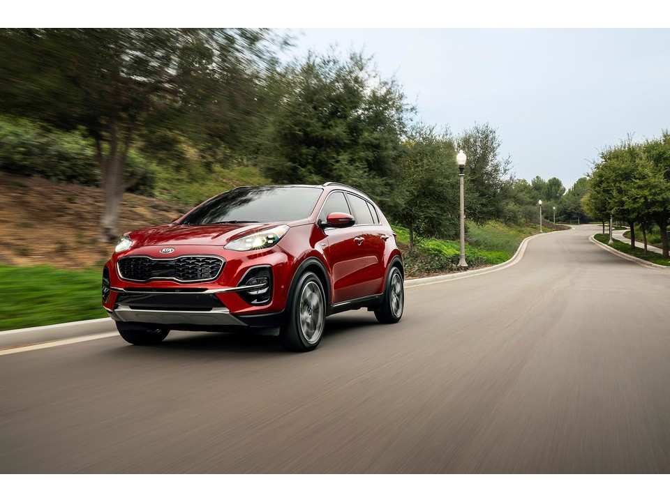 25 A 2020 Kia Sportage Review New Concept